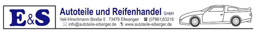 Logo von E & S Autoteile und Reifenhandel GmbH